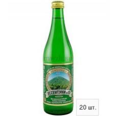 Ессентуки №17 лечебная минеральная вода 0,5л стекло (20 бутылок)