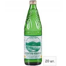 Ессентуки Новая №2 лечебно-столовая минеральная вода 0,5л стекло (20 бутылок)